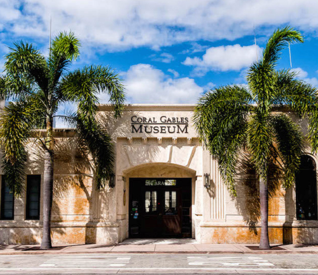 Get to Know the Coral Gables Museum in Miami