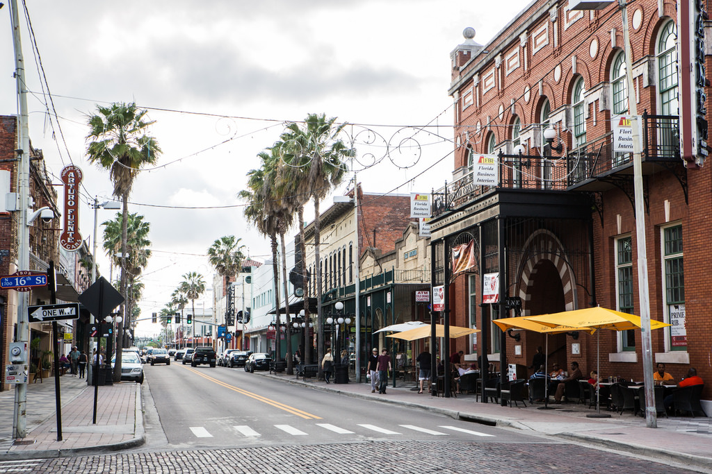 Ybor Restaurants for Business Professionals | Lunch, Specials