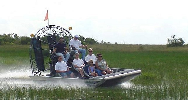 Go on Your Adventure in the Everglades With Ride the Wind Private Airboat Charters