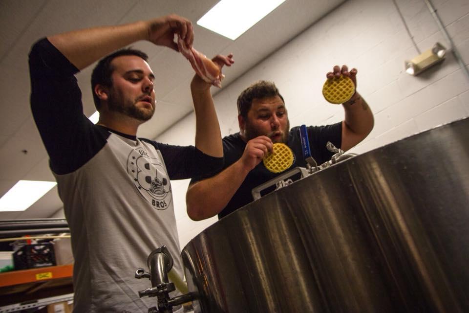 Brunch Bros Host Brunch Beer Release Party at Deadly Sins Brewing