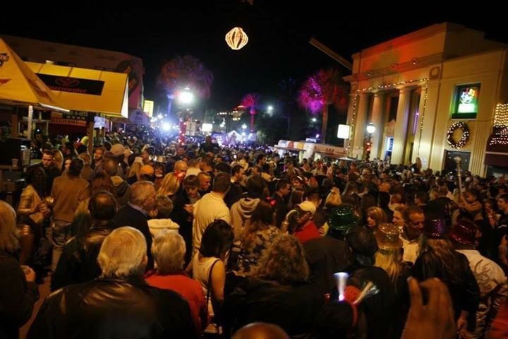 Party on Main Street this New Year's Eve In Daytona Beach