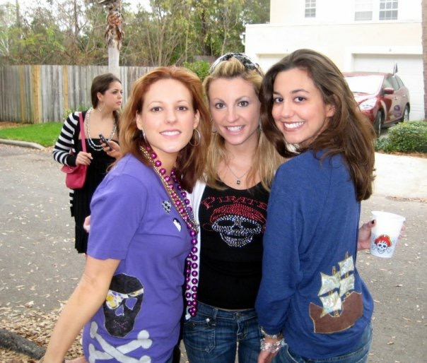 Ahoy, It's Gasparilla Season in Tampa! Here's Where to Find the Best Gasparilla Clothes