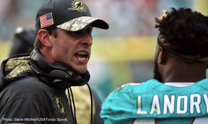 Miami Sports Weekly Rundown with David Baumann: Dolphins' Gase Got a 'Free Pass'