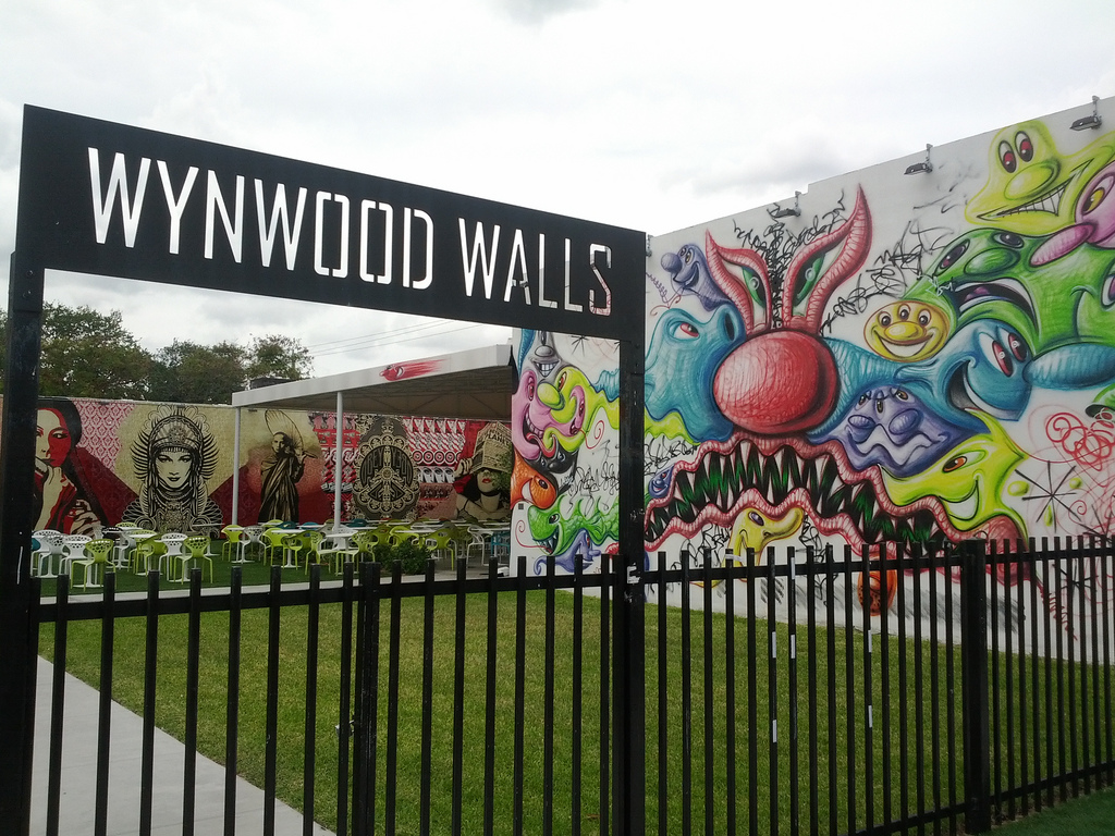 See a Whole New Side of Miami With The Five Best Wynwood Walls Art Tours