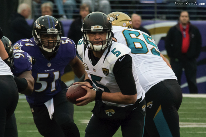 Orlando Sports Weekly Rundown with David Baumann: Jags Super Bowl Hopes Hinge on Bortles' Play