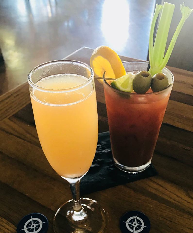 Ft. Lauderdale's best bottomless mimosa specials