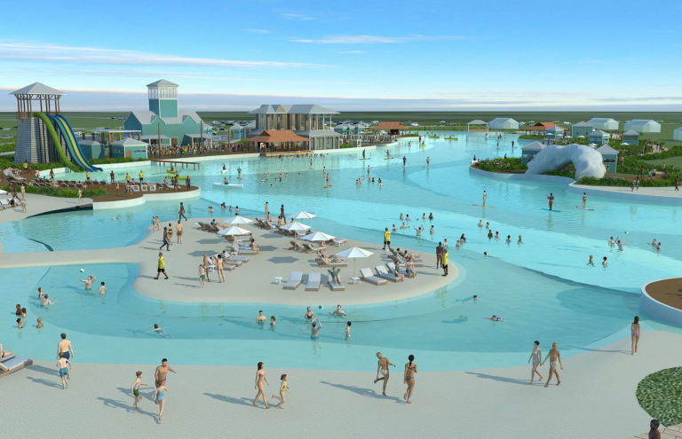 Epperson Development Brings Nation's First Crystal Lagoon To Wesley Chapel