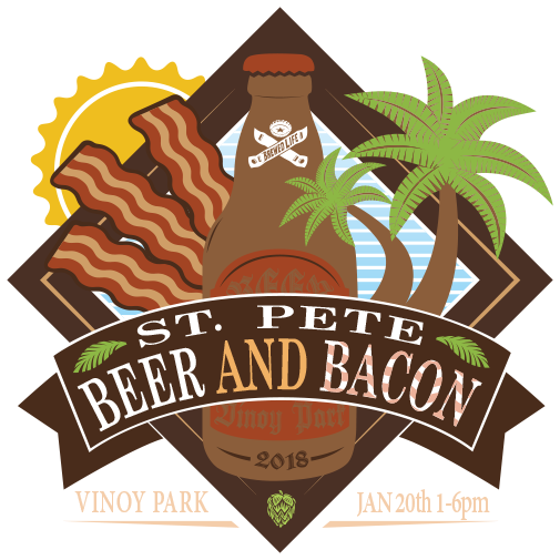 St. Pete Beer & Bacon Festival Comes to Vinoy Park on January 20th