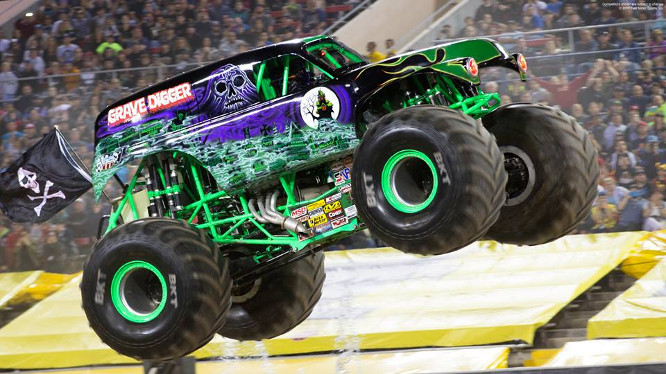 Monster Jam Crashes Into Orlando This Weekend