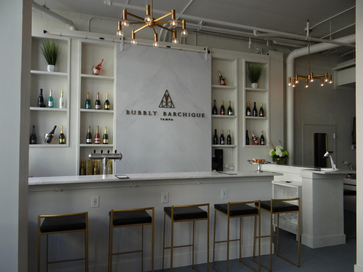 Pop the Bubbly! Don Me Now Champagne Bar and Boutique Moves to Channelside!