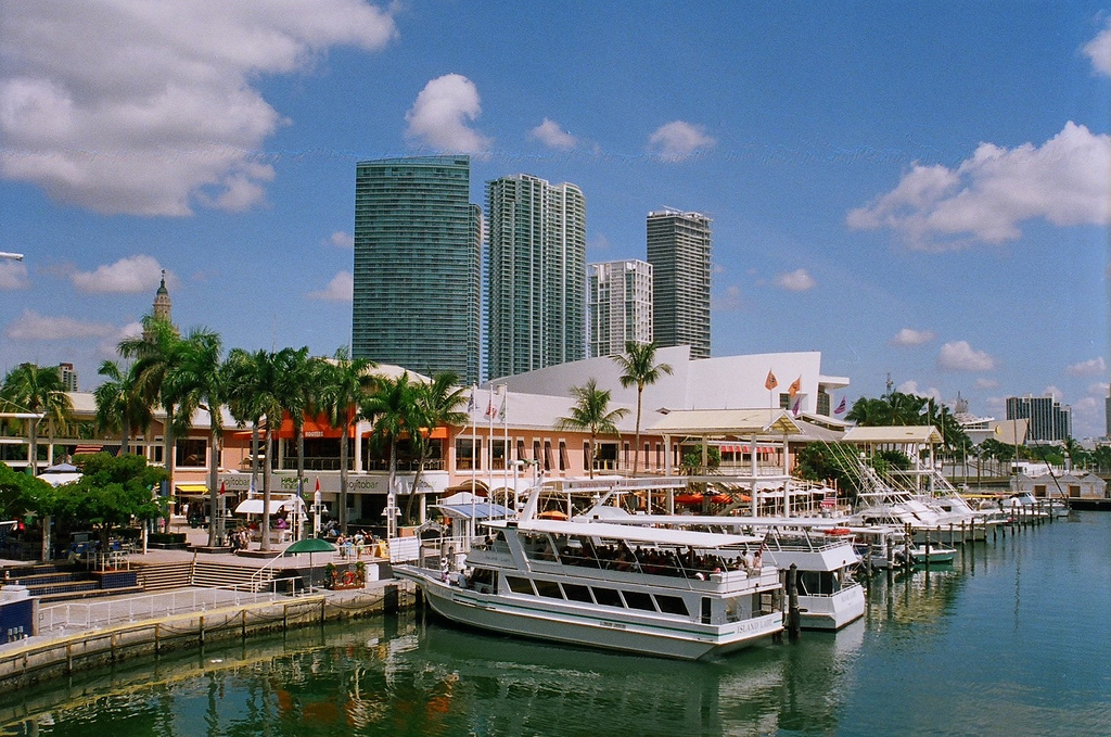 Dine at Only the Best Restaurants in Downtown Miami's Beautiful Bayside District