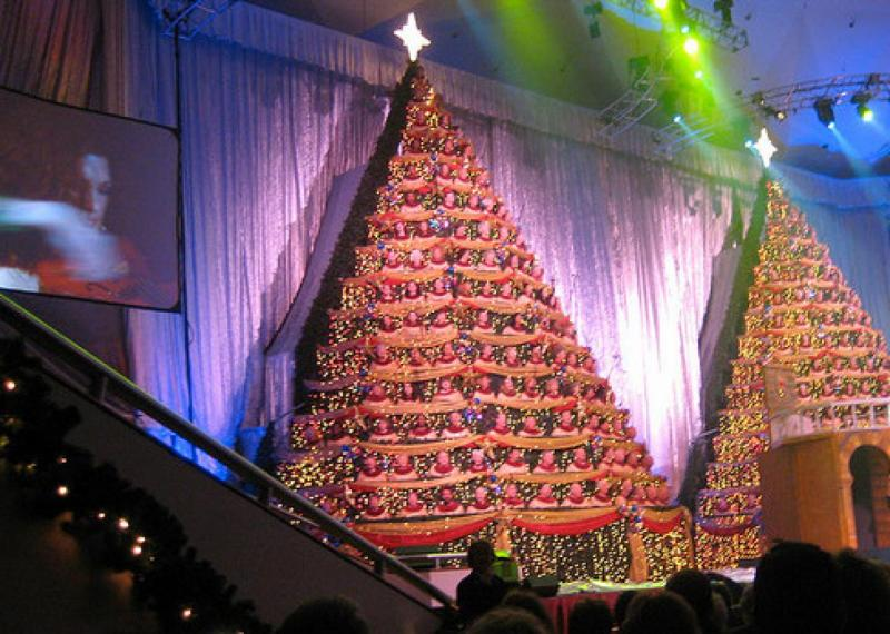 Start A New Orlando Christmas Event Tradition With The Singing Christmas  Trees - Celebrate The Holidays At Orlando's Singing Christmas Trees