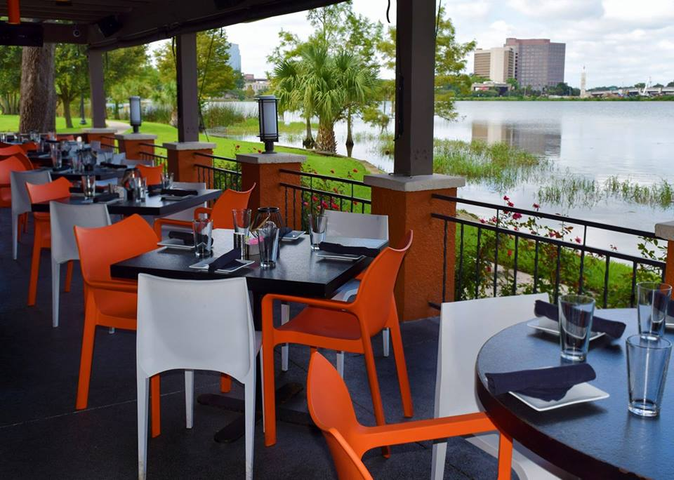A Large Outdoor Patio Overlooks Lake Ivanhoe Just A Few Miles From  Downtown. Enjoy A Margarita And Fresh Mexican Food In Orlando While  Relaxing Outside This ...