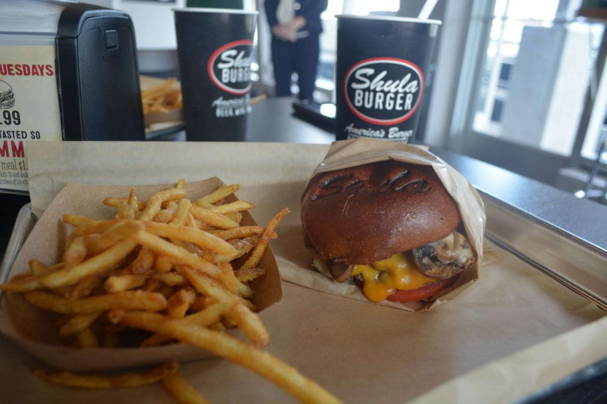 Shula Burger Brings Delicious Patties to New Location in SoHo