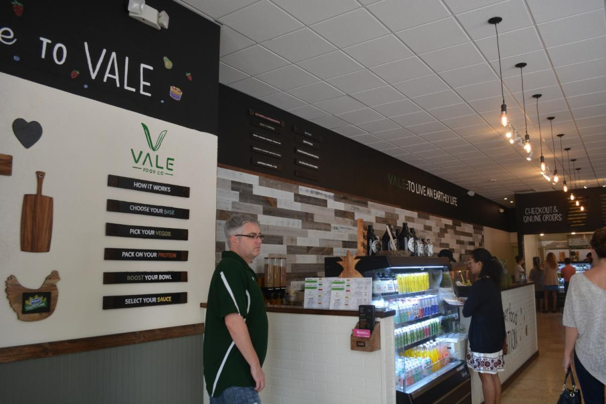 Vale Food Company - Eat healthy and FRESH!