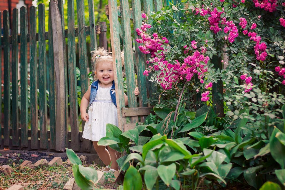 The Sarasota Children's Garden Enchants and Entertains