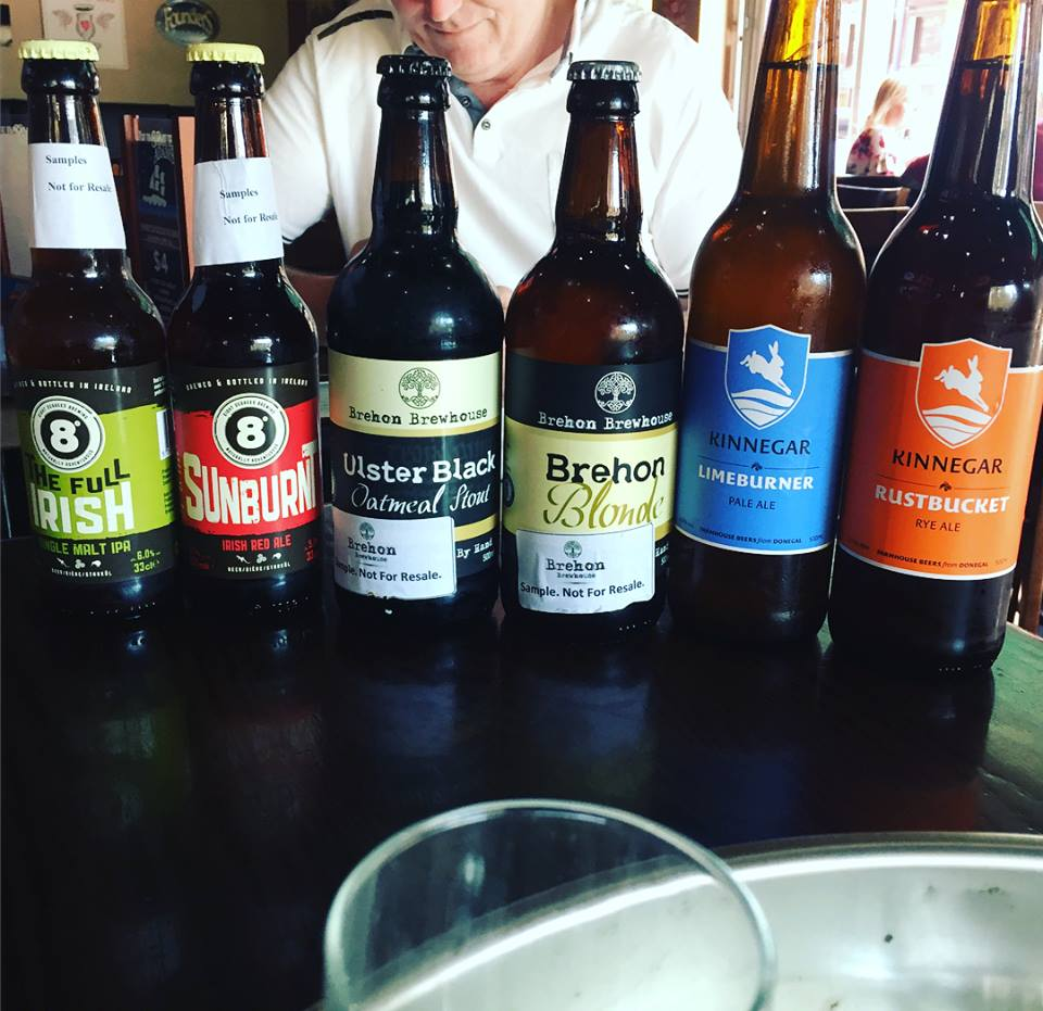 Three Irish Microbreweries Premiere in USA Via Launch Party in Tampa