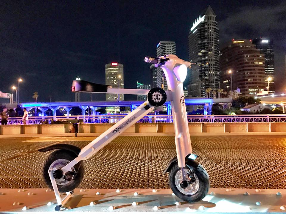 Get Moving With V&D Electric Bikes In Downtown Orlando