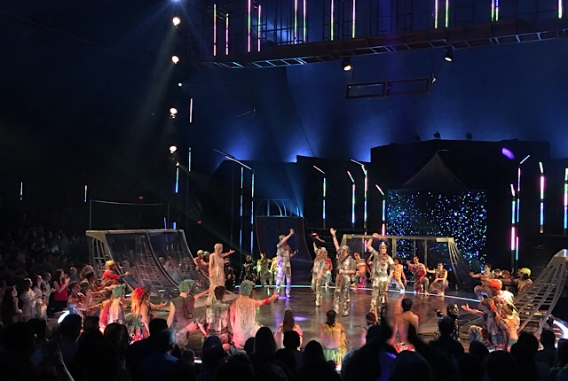 Cirque Du Soleil's VOLTA Charges Up Tampa With Thrills, Excitement, And Energy
