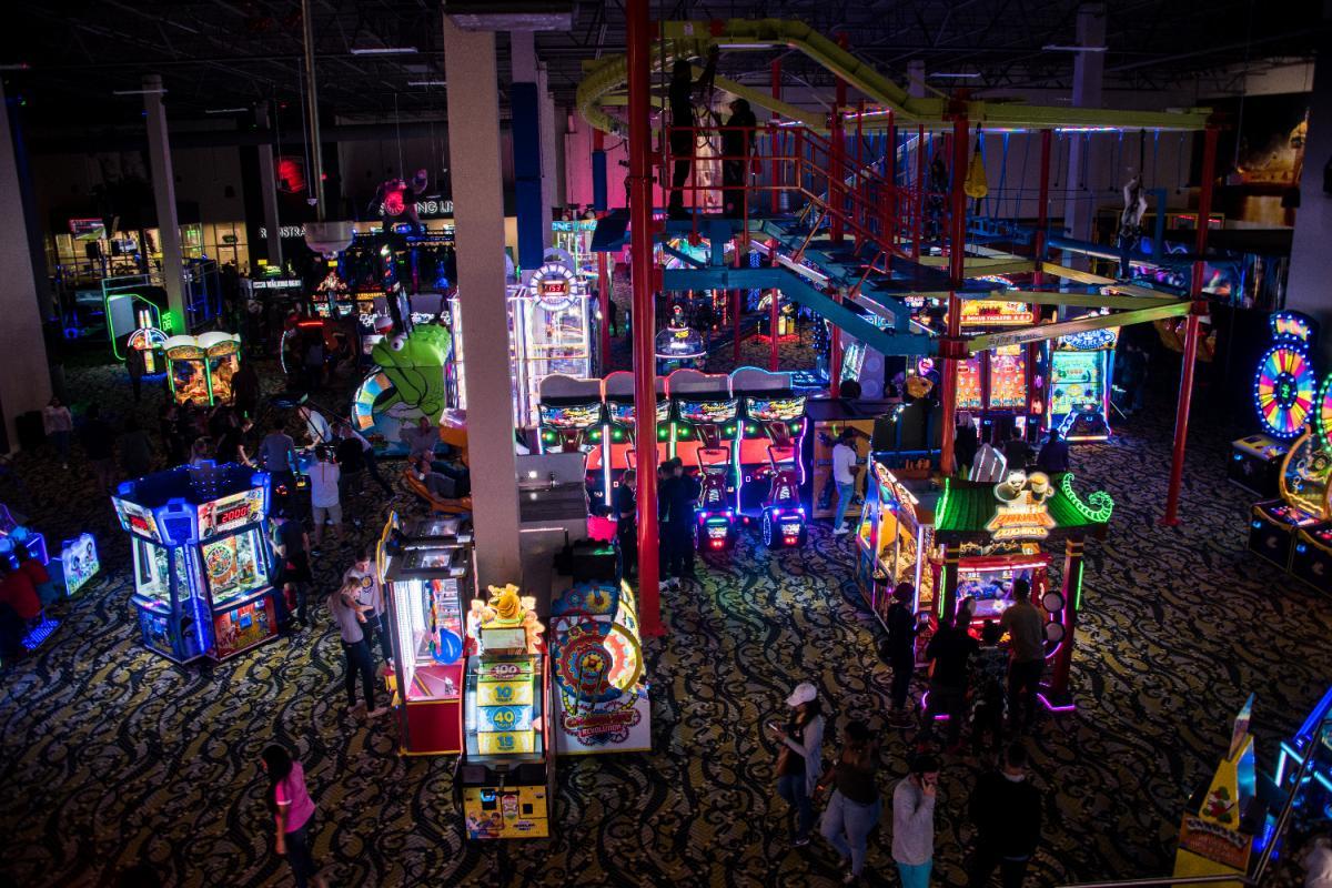 Indoor Attractions In Orlando