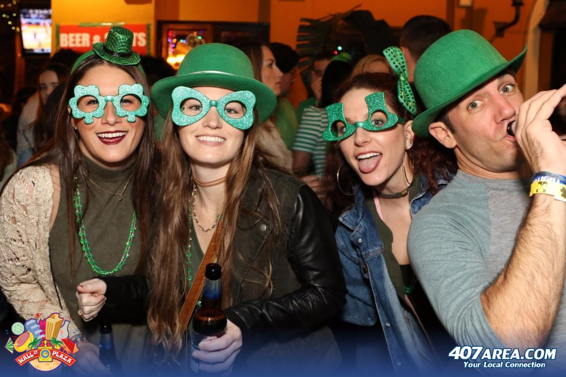 St. Patrick's Day Shenanigans And More Things To Do in Orlando This Weekend
