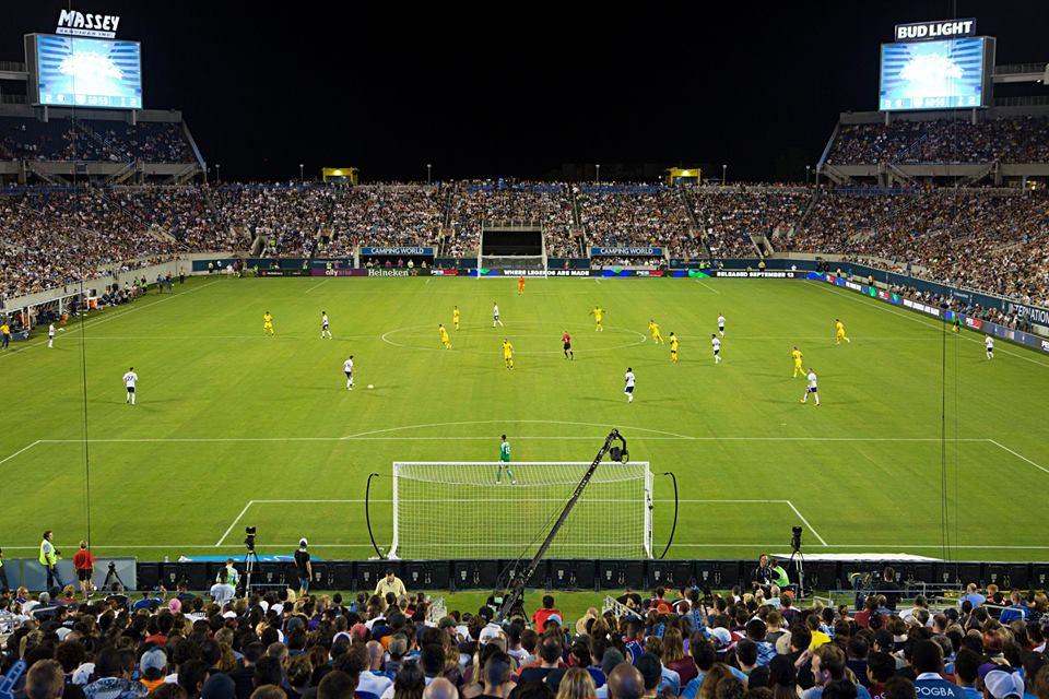 Orlando United Bid Makes List To Host 2026 World Cup