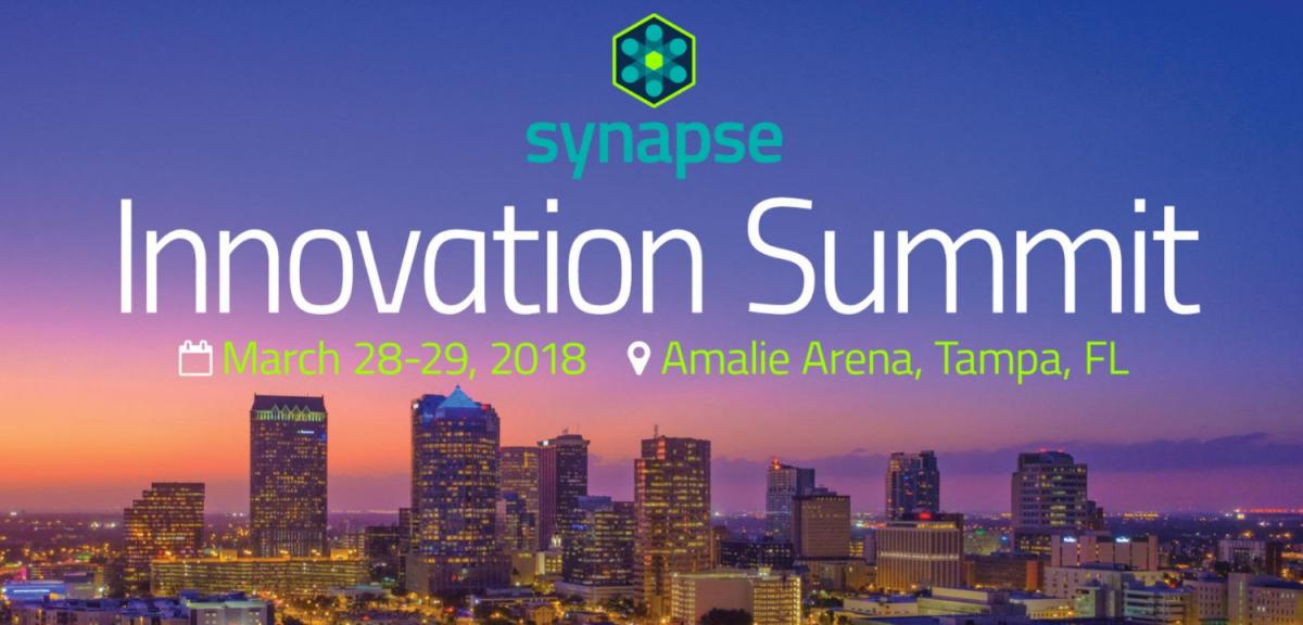 2018 Synapse Innovation Summit Tampa: Dirk Ahlborn Added To Speakers List At Amalie Arena March 28