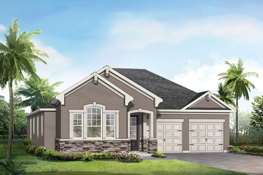 Triple Creek Neighborhood Offers Riverview Home Options at Great Value