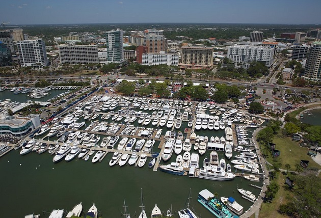 Suncoast Boat Show Returns to Sarasota