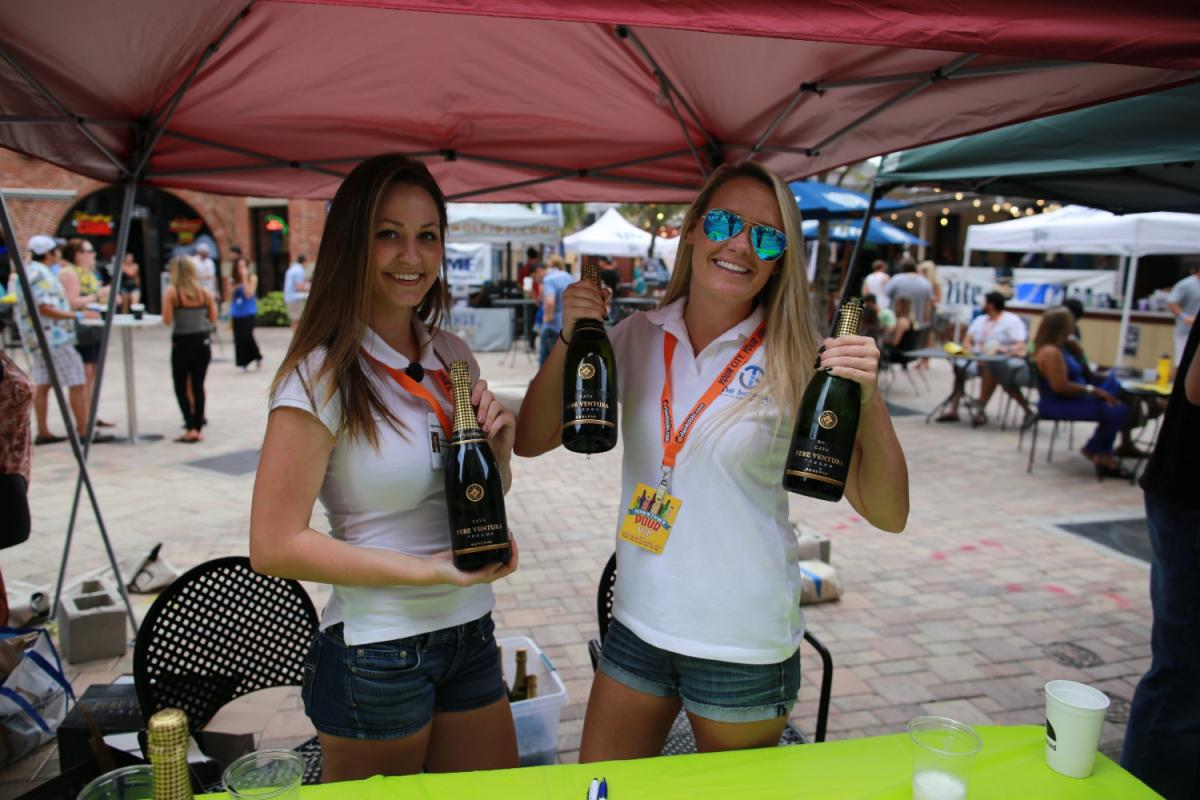 Let The Beer And Wine Flow At The Downtown Pour 'Thornton Park Edition' on July 22nd