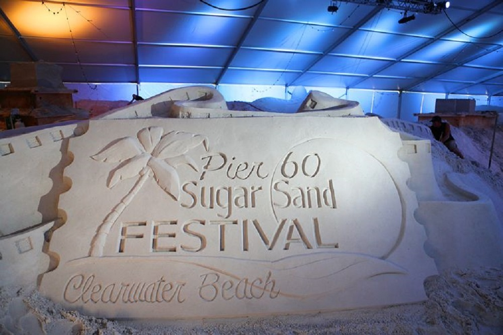 Sugar Sand Festival Comes to Clearwater's Pier 60