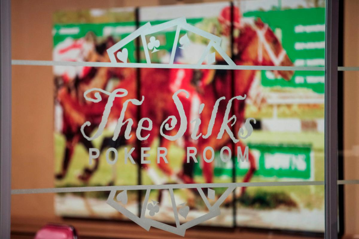 Get In On The Action At Silks Poker Room's Guaranteed $40,000 Tournament April 20-22