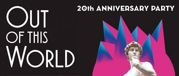 Out of This World 20th Anniversary Party Celebrates the Sarasota Film Festival this Friday, April 20