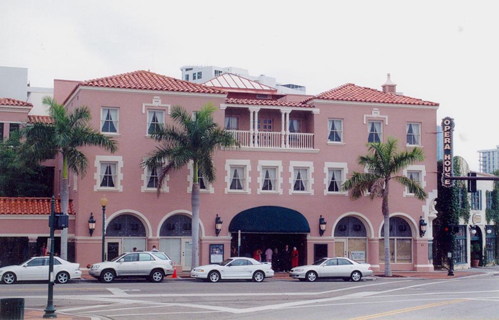The Sarasota Opera House