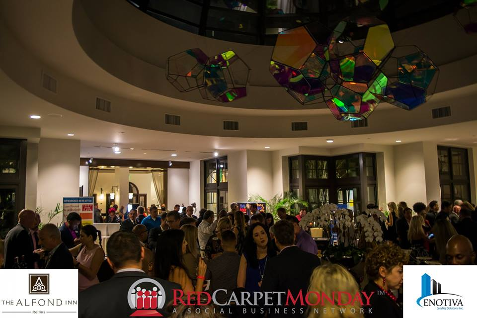 Red Carpet Monday Orlando Networking Events