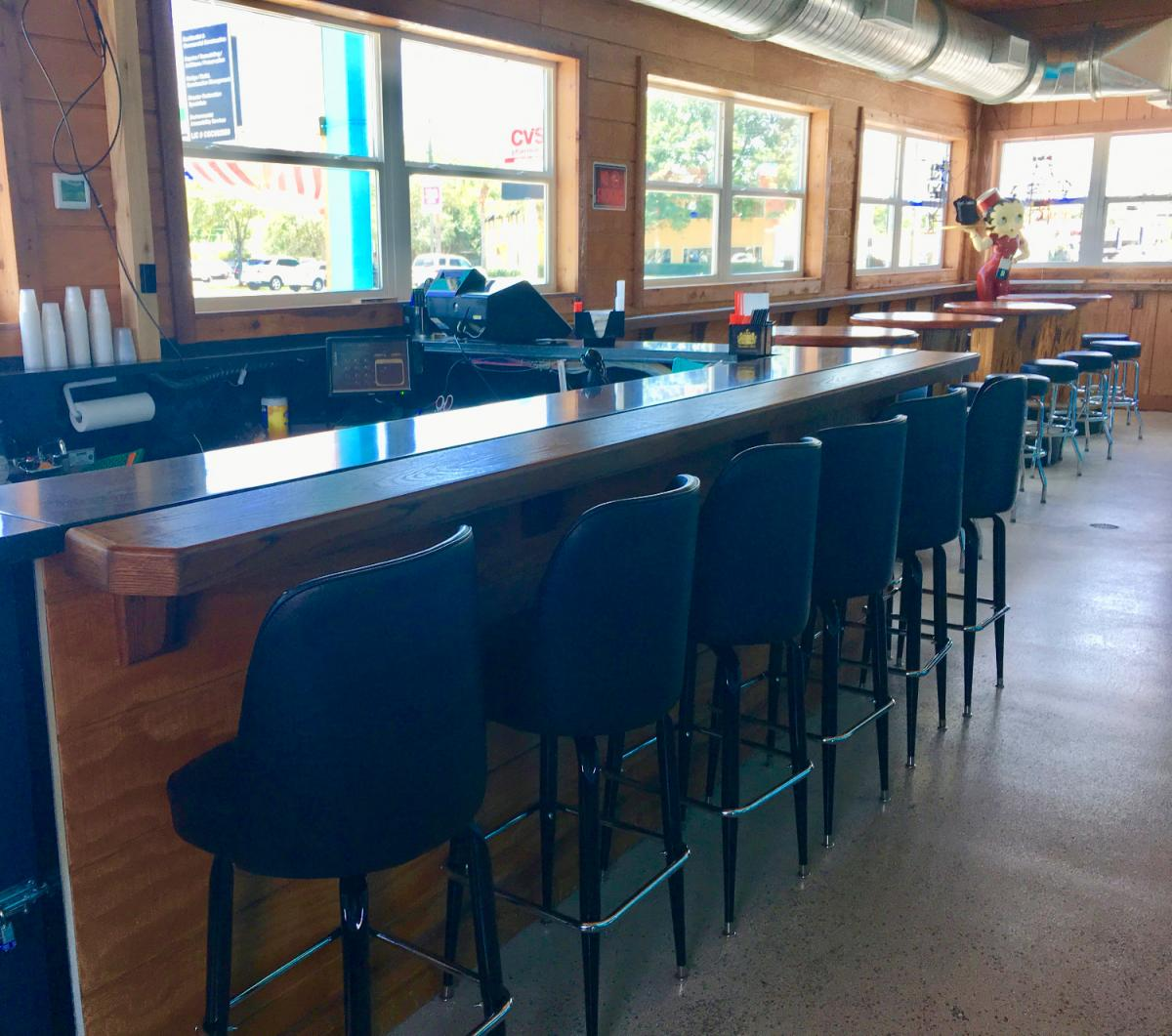 Pete's Place Adds Non-Smoking Bar