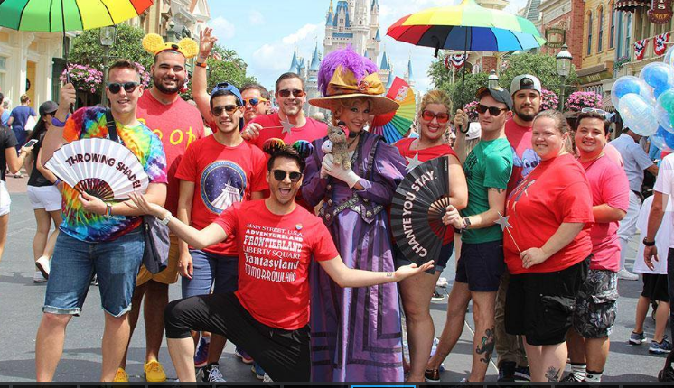 GayDays Events In Orlando | Gay Days Orlando, One Magical Weekend, and Girls in Wonderland Guide