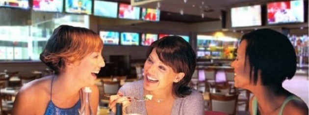 Treat Mom at GameTime for Mother's Day and She'll Eat Free!