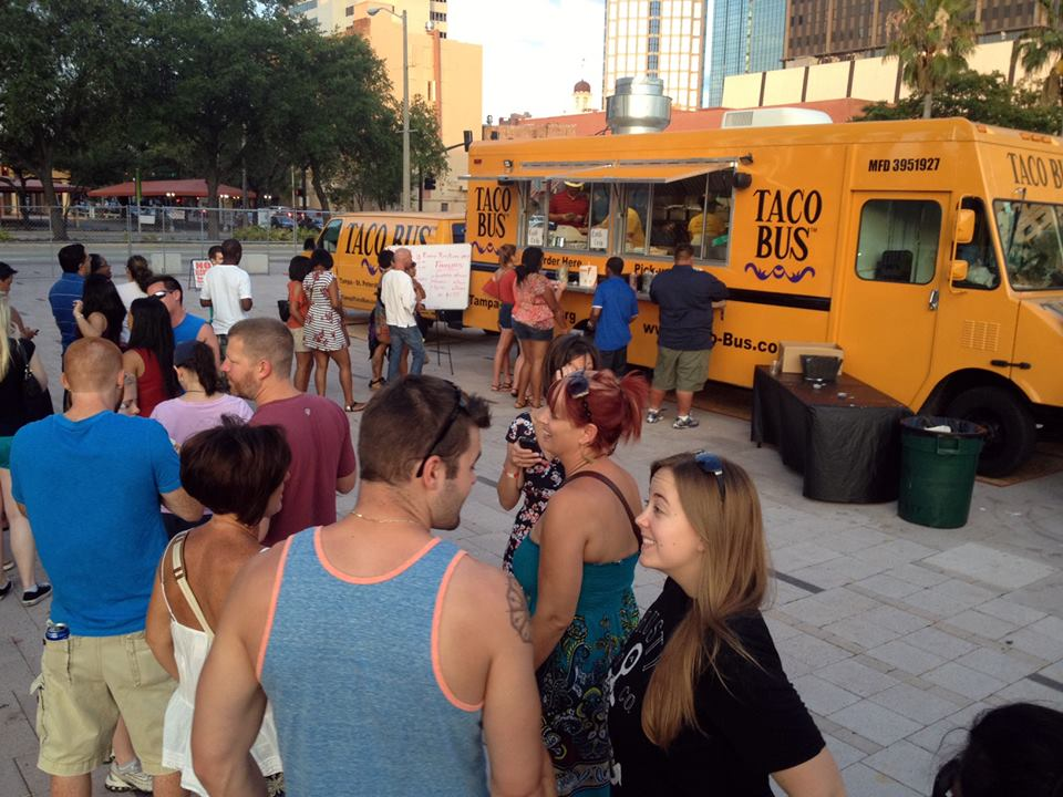 Tampa Taco Bus Travels East With New Orlando Mexican Restaurant Location