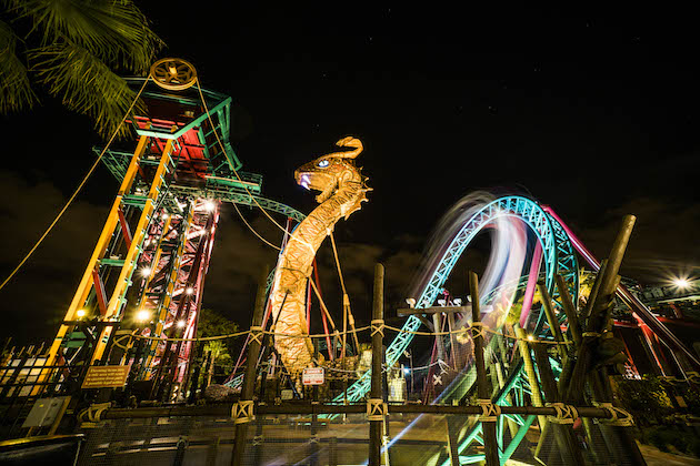 Busch Gardens Tampa Bay's Summer Nights Keep The Thrills And Fun Going Late This Summer