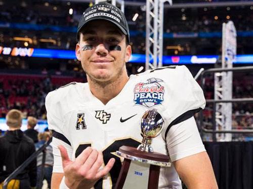 Time to Start the Heisman Campaign for UCF Football's McKenzie Milton