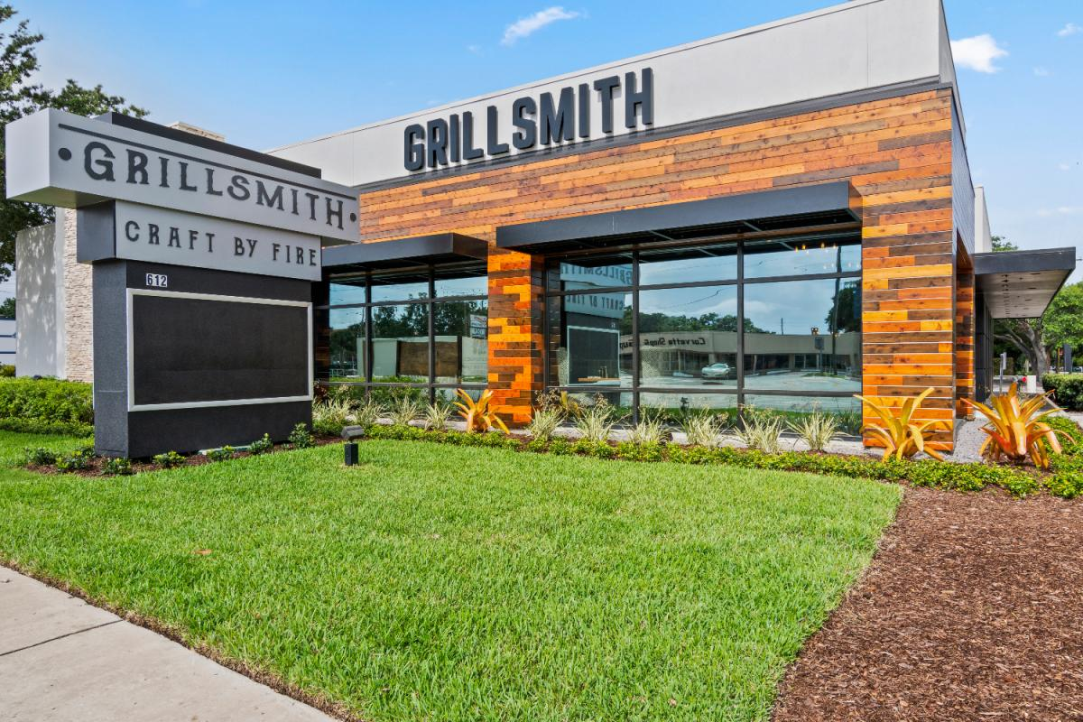 Grillsmith Gets a New South Tampa Location that Shines