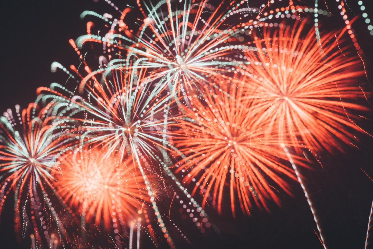 July 4th Events and Fireworks in Gainesville
