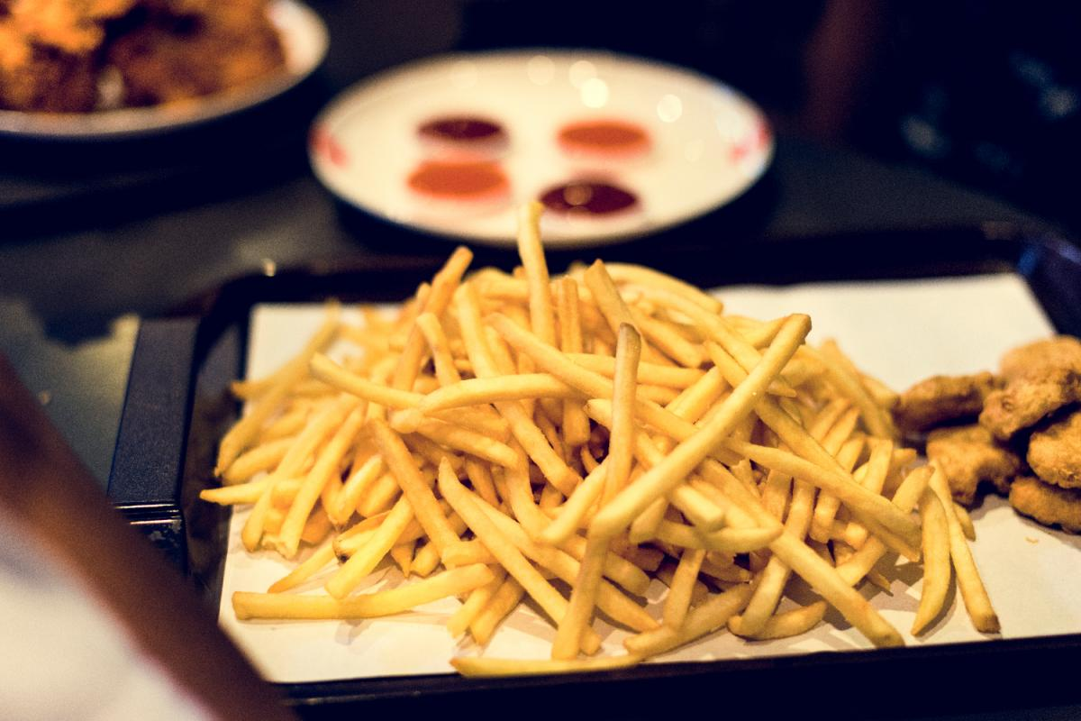 TGIF: Thank God It's FRYday! A Local's Guide to Tampa's Best French Fries on National French Fry Day!