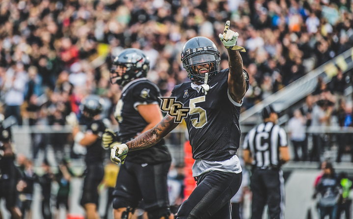 This Years UCF College Football Schedule And Parking Guide