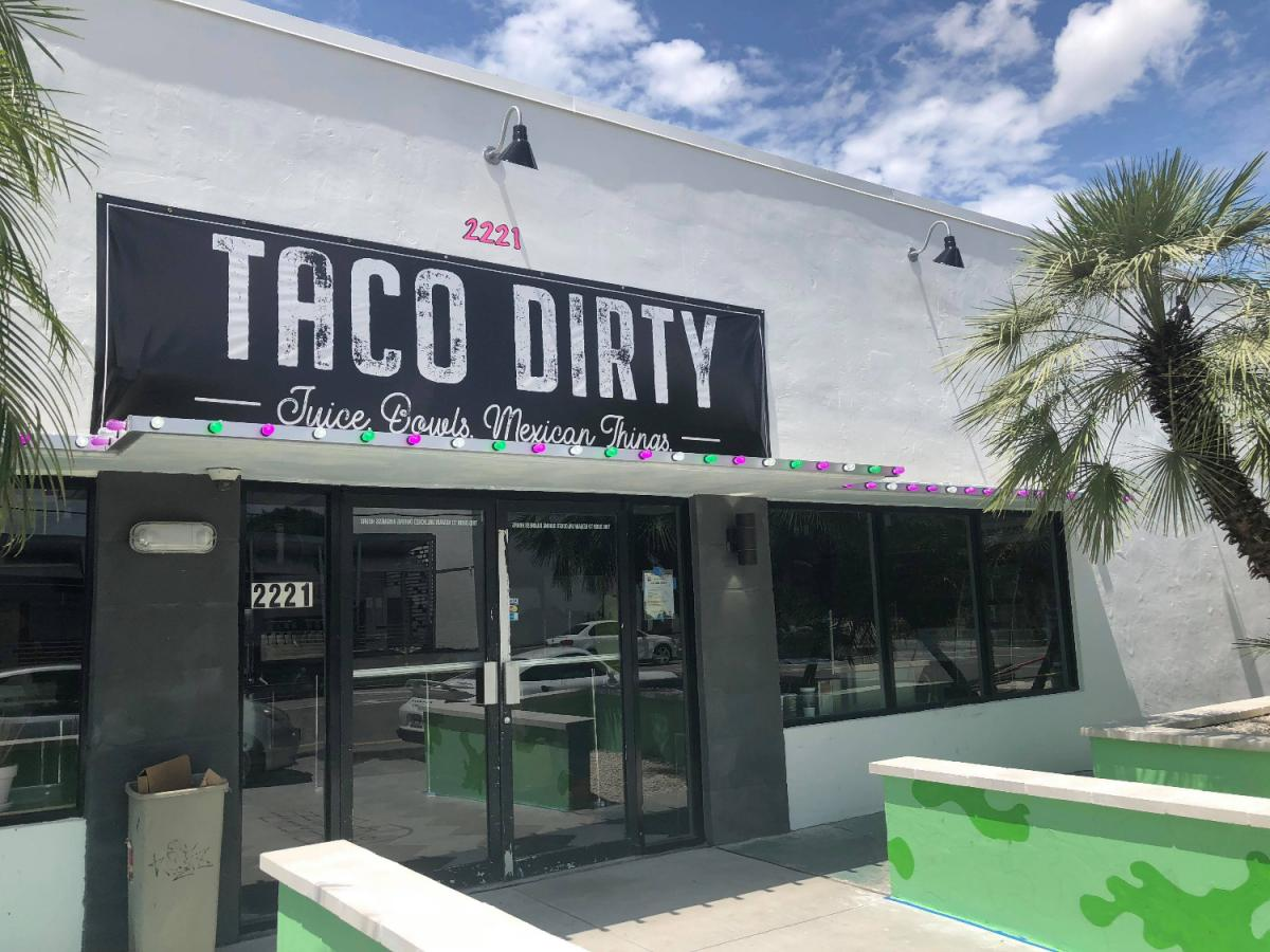 Ciccio Restaurant Group's Newest Hyde Park Hotspot: Taco Dirty