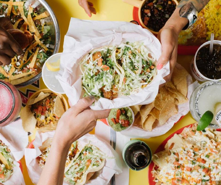 New Fuzzy's Taco Shop In Downtown Orlando Goes Grande With Grand Opening