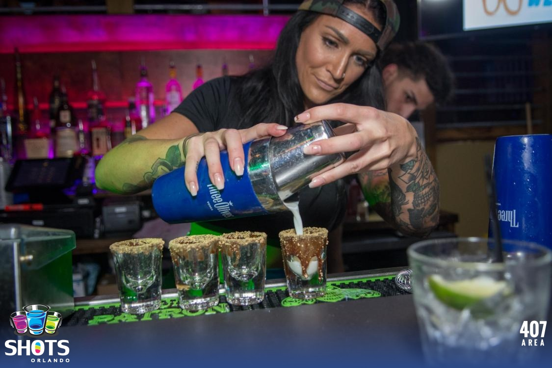 Shots Orlando Pours Bottomless Cocktails With New Wednesday Night Drink Special