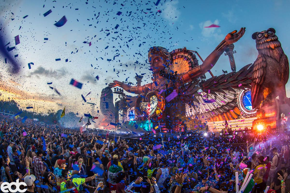 Who's Performing At This Year's EDC Orlando 2018