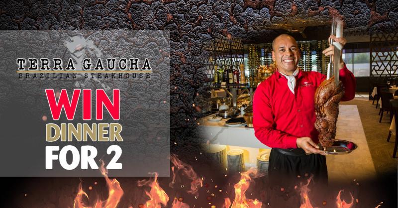 Terra Gaucha Tampa | Win Dinner for 2 at Terra Gaucha Tampa!